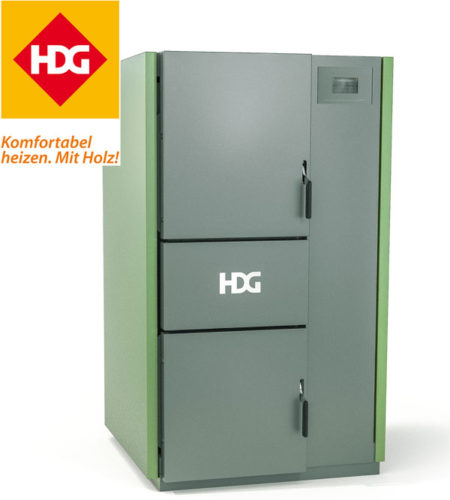 Lüning GmbH in Anröchte Kreis Soest Heizsysteme für Scheitholz von HDG Bavaria