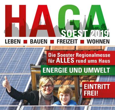 Wir sind dabei: HAGA Soest 2019: Specksteinöfen - Pelletöfen - Pelletheuzungen und mehr