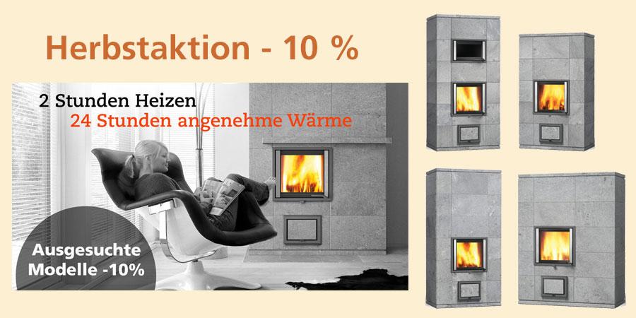 - 10 % auf alle NunnaUuni-Specksteinofen Varianten der Modellreihen Joya, Blanka, Hestia Solo, Latus